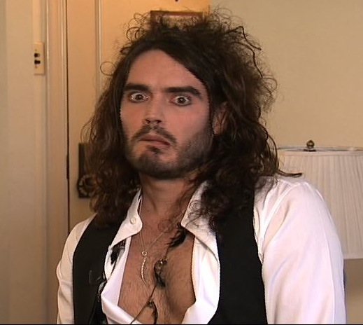 Russell Brand. 03.05.09. 1:15 PM.