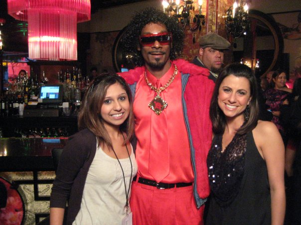 snoop, samia khan, megan tevrizian