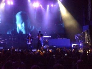 "Eminem. Jay-Z. Same Stage. ""Renegade."""