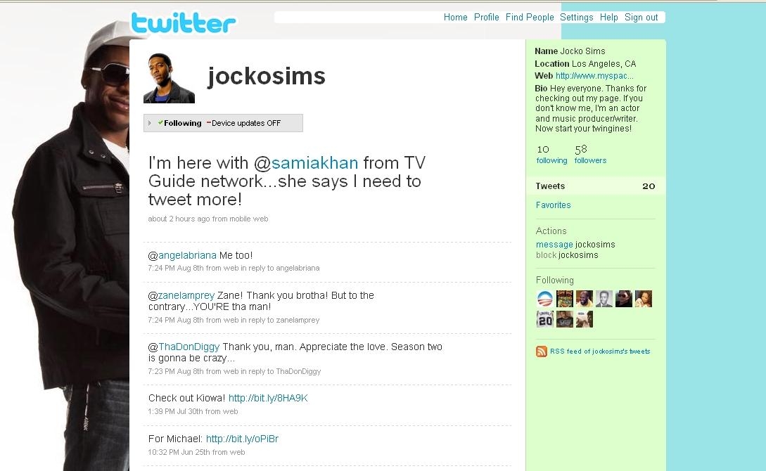 new jocko tweet
